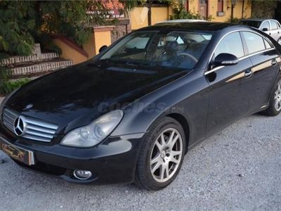 usado Mercedes CLS350 Clase Cls4p. -05