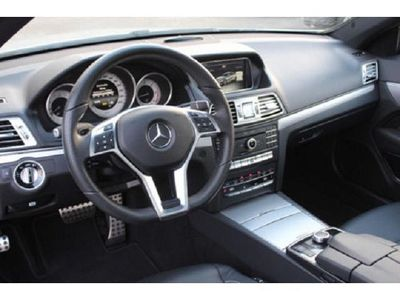 usado Mercedes E250 Coupé d Aut. 9G, AMG Line, Techo pano, NAV