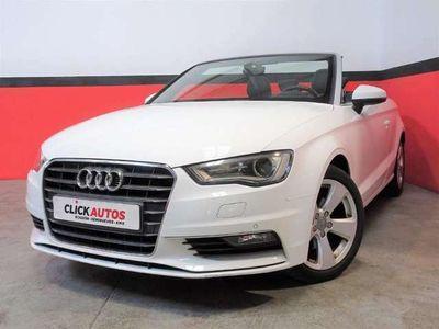 usado Audi A3 Cabriolet 2.0TDI CD Ambition