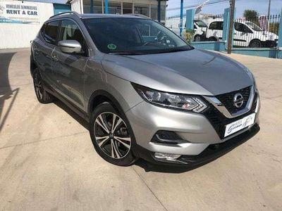 usado Nissan Qashqai 1.3 DIG-T N-Tec 4x2 103kW