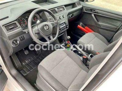 usado VW Caddy 2.0tdi Kombi 75kw 102 cv en Barcelona