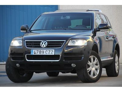 usado VW Touareg 5.0TDI V10 Tiptronic