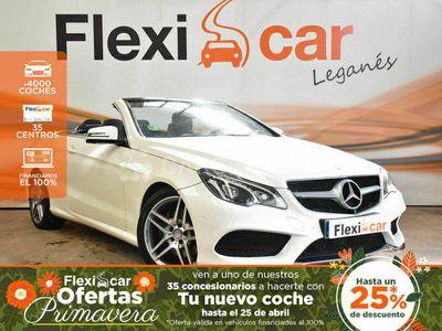 usado Mercedes E350 E 350 CabrioBlueTEC 2p