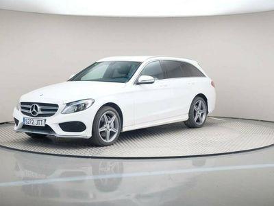 usado Mercedes 220 C-Klasse C Estate7G Plus