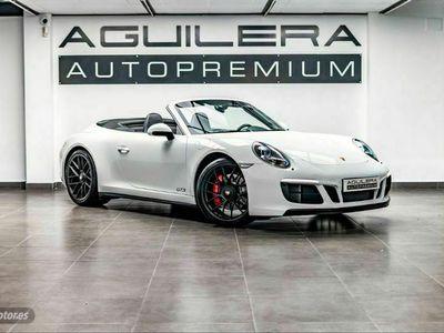 usado Porsche 911 Carrera GTS Cabriolet
