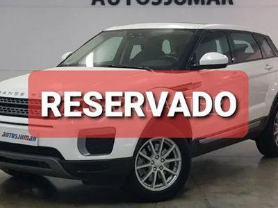 usado Land Rover Range Rover evoque 2.0TD4 HSE 4WD Aut. 180