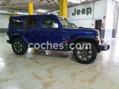 usado Jeep Wrangler 2.0t Gme Sahara 8atx 270 cv en Alicante