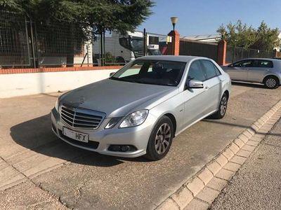 usado Mercedes E250 CDI BE Aut.