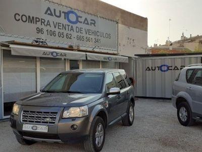 usado Land Rover Freelander 2.2 Td4 E CommandShift