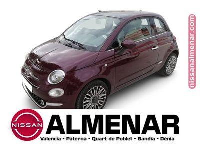 usado Fiat 500 1.2 8v Lounge 51 kW (69 CV)