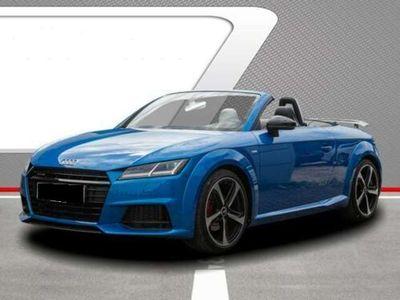 usado Audi TT Roadster 2.0 TFSI quattro S-T S line ed.