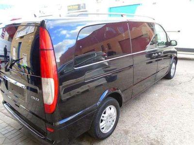 usado Mercedes Viano 2.2CDI Ambiente Larga 4M Aut.