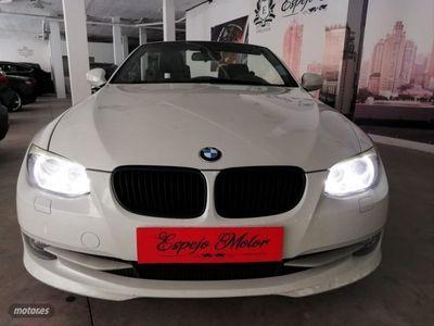 usado BMW 320 Cabriolet