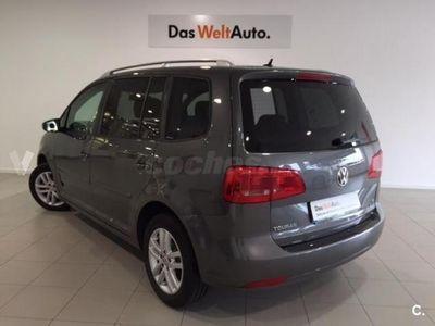 usado VW Touran Advance 1.6 Tdi 105cv Bmt 5p. -15
