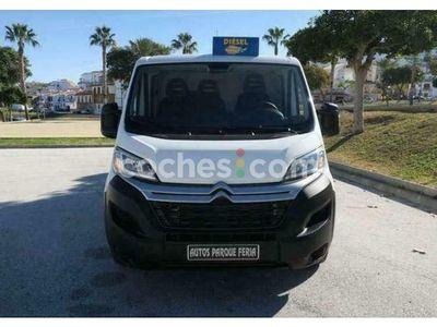 usado Citroën Jumper Combi 2.0bluehdi 30l1h1 130 130 cv en Malaga