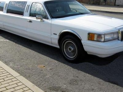 usado Ford Lincoln Town Car Limousine en Madrid