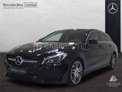 usado Mercedes CLA180 Shooting Brake CLA 180 90 kW (122 CV) 5p