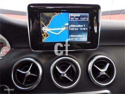 usado Mercedes A180 CDI 109CV Auto. Pack Urban+techo+P Garmin
