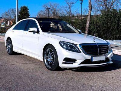 usado Mercedes S500 Clase4M Largo Aut. UNICO DUEÑO, REVISIONES AL DIA
