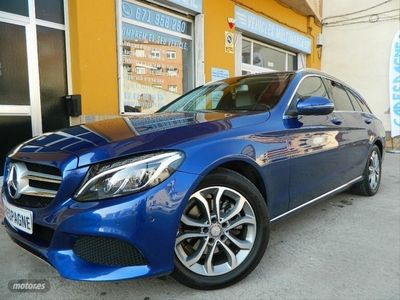 usado Mercedes C220 Clase Cd Avantgarde Estate