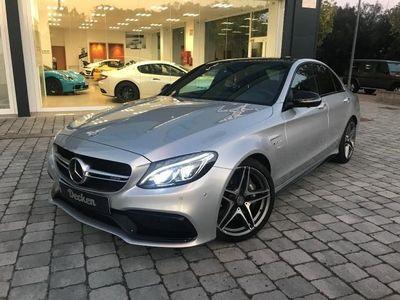 used Mercedes C63 AMG AMG Clase W205 7G Plus