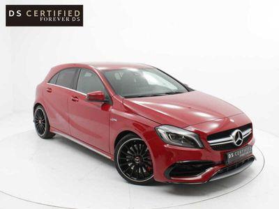 usado Mercedes A45 AMG no aplica