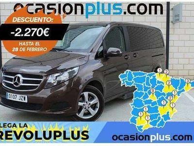 usado Mercedes V220 ClaseLargo Exclusive 7GT