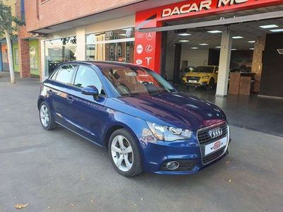 usado Audi A1 Sportback 2.0TDI Ambition