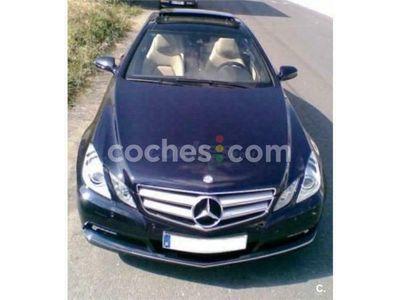 usado Mercedes E250 Clase EBe Avantgarde 204 cv en Lugo