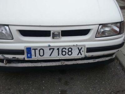 usado Seat Ibiza 1.9 D CL