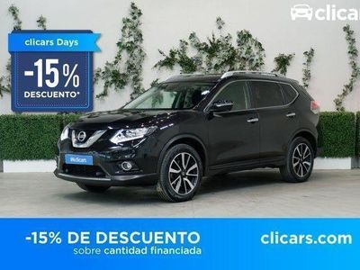usado Nissan X-Trail 7P dCi 96 kW(130 CV) Xtronic N-CONNECTA