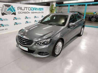 usado Mercedes E200 Elegance 7G Plus