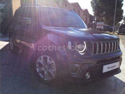 usado Jeep Renegade 1.6mjt Limited 4x2 120 cv en Albacete