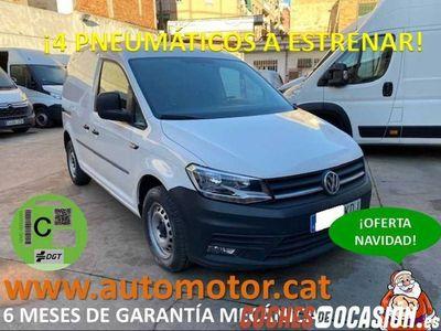 usado VW Caddy Furgón 2.0TDI 55kW - GARANTIA MECANICA