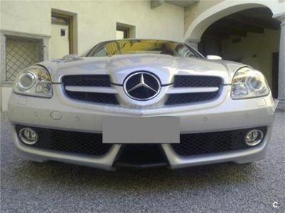 usado Mercedes SLK200 Clase SlkK 2p. -05