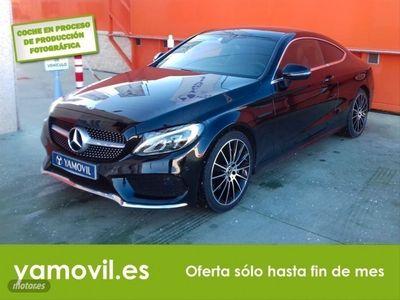 usado Mercedes 200 Clase C C Coupe
