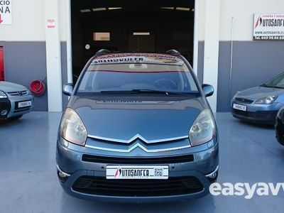 brugt Citroën Grand C4 Picasso 2.0 hdi 138 fap cmp6 excl. diesel