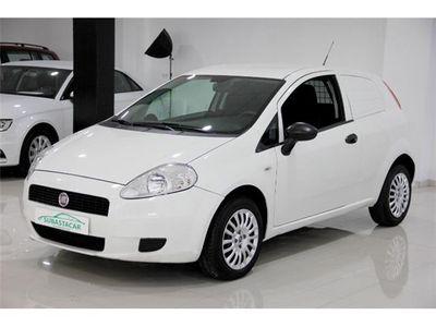 usado Fiat Punto van 1.3 multijet 75cv e5 diesel