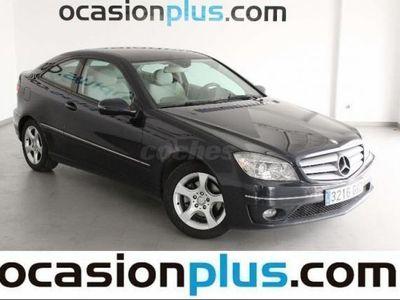 usado Mercedes CLC180 Clase ClcK 3p. -08