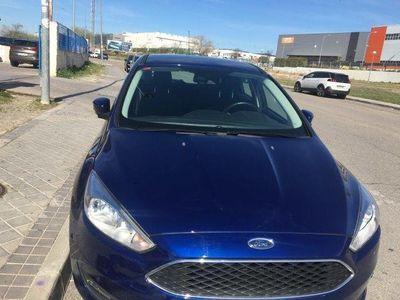 brugt Ford Focus 1.6TDCi Trend 115