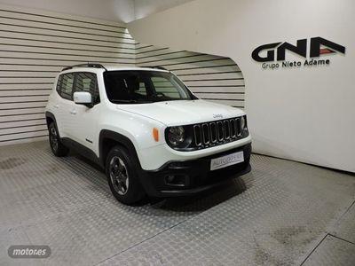 usado Jeep Renegade 1.6Mjt Longitude 4x2