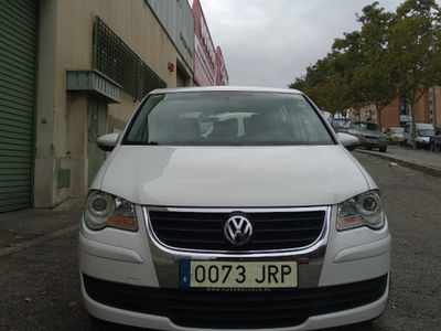 usado VW Touran 2.0TDI Advance
