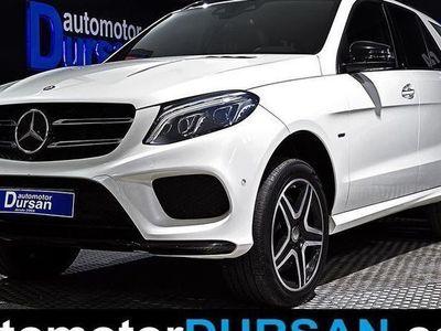 usado Mercedes GLE500 Clasee 4MATIC