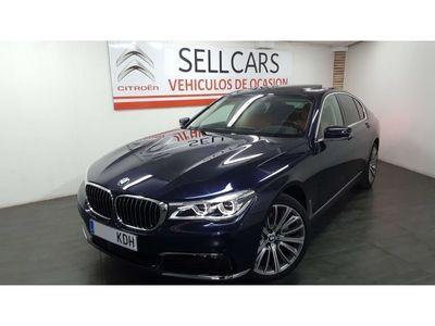 used BMW 730 Serie 7 dA -