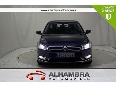 usado VW Passat 2.0 TDI DSG ADVANCE BLUEMOTION TECH 4P