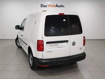 usado VW Caddy Profesional Furgon Batalla Corta 2.0 TDI BMT 55 kW (75 CV)