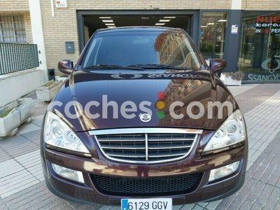 usado Ssangyong Kyron 200xdi Aut. 141 cv en Zaragoza