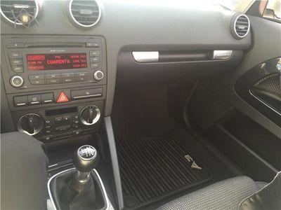 gebraucht Audi A3 2.0 TFSI Ambition quattro