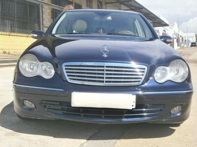 usado Mercedes C270 Clase CCDI ELEGANCE
