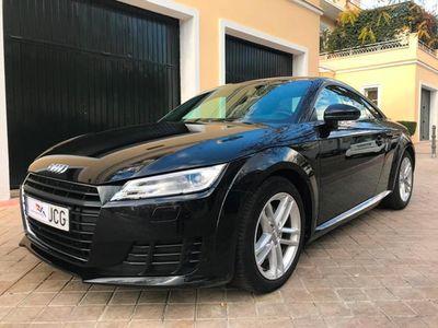 usado Audi TT Coupé 2.0TDI